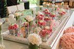 Mesa noivos de Quinta dos Bambus