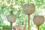 Bolo noivos de Quinta dos Bambus