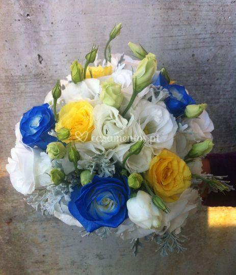Bouquet rosas - diana