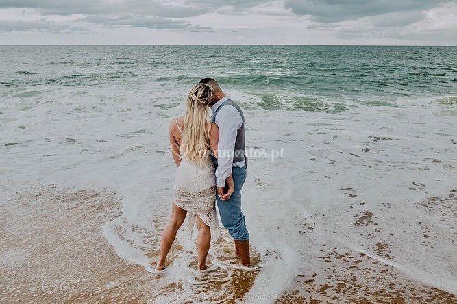 Amor no Mar