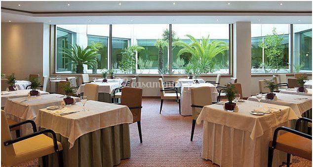 Restaurante Jardim d'Inverno