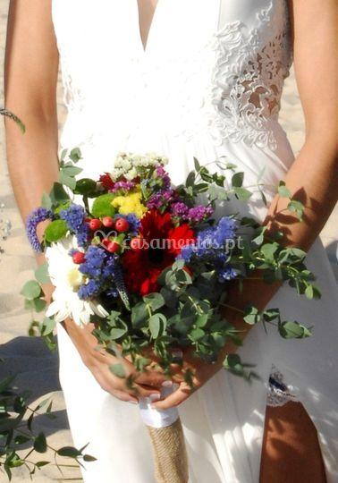 R&M - Bouquet Noiva