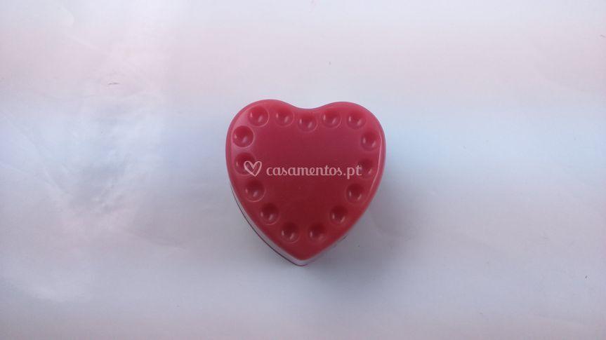 Coração pequeno