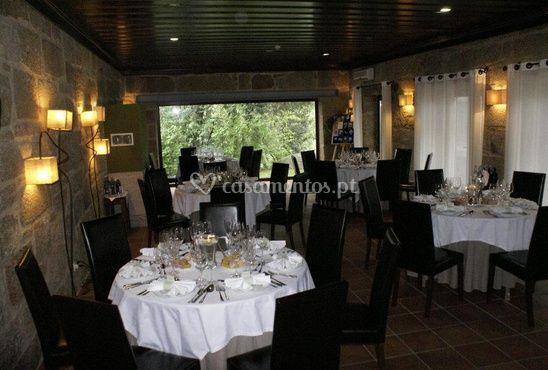 Restaurante para seu evento