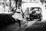 Chegada dos noivos
