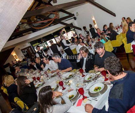 Restaurante para seu evento.