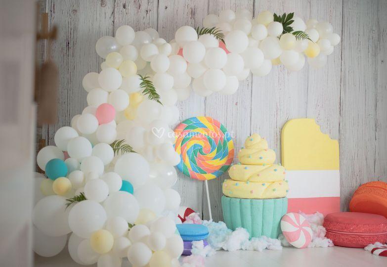 Balões para os seus Eventos