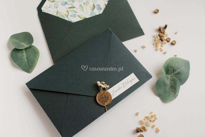 Envelope Modelo L&F20/2