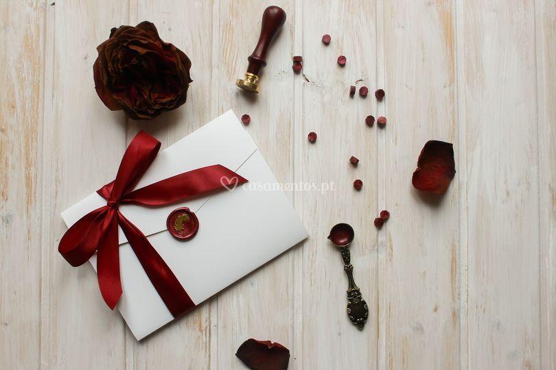 Envelope personalizado c&h