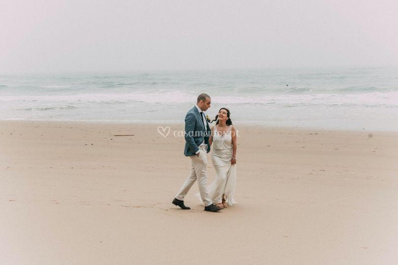 Beach Wedding Portugal