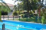 Zona da piscina