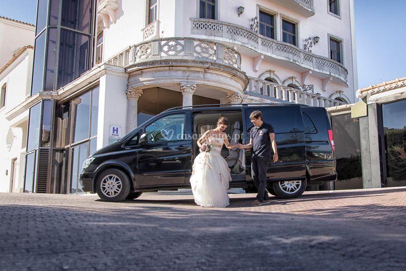 Casamentos hotel