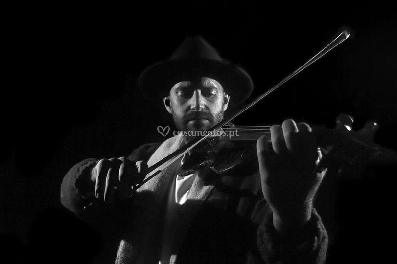 Show de violino