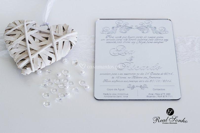 Convite Casamento cs-c031