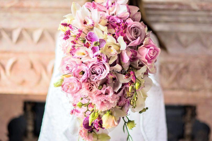 Bouquet Wedding Flowers Lisboa