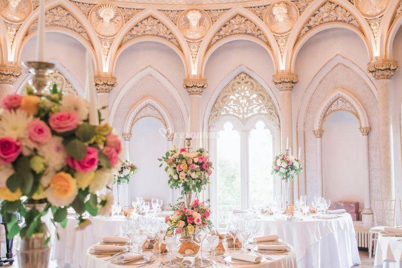 Wedding Flowers Monserrat