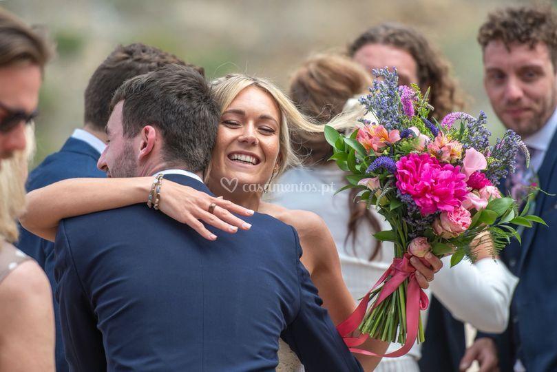 Wedding Flowers Praia, Portugal