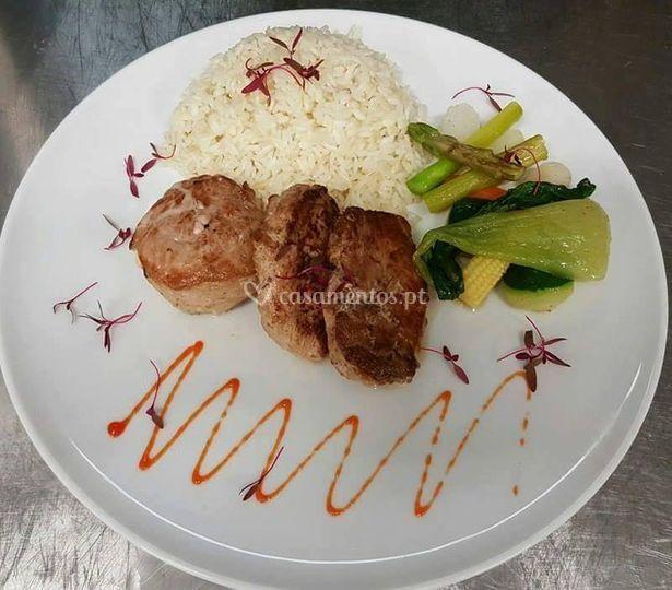 Prato carne