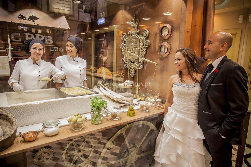 Wedding Claudia e Rui