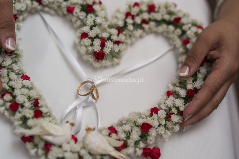 E&h wedding day