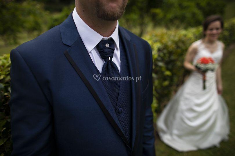 D&p wedding day