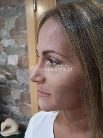 Pele madura makeup
