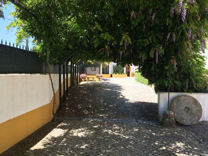 Caminho de acesso