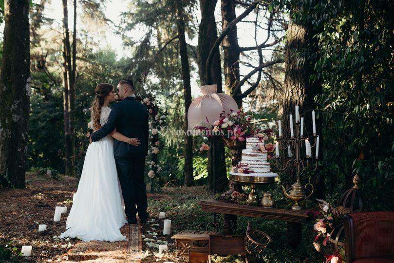 Casamento exterior