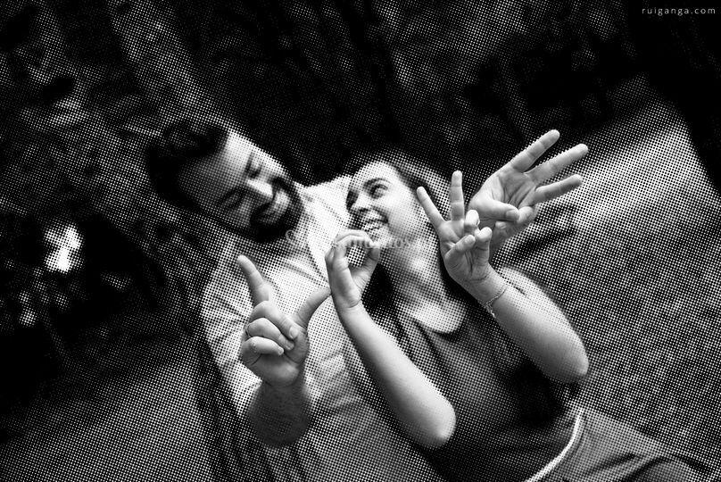 Solteiros - Inês & Osvaldo de Rui Ganga Fotógrafo