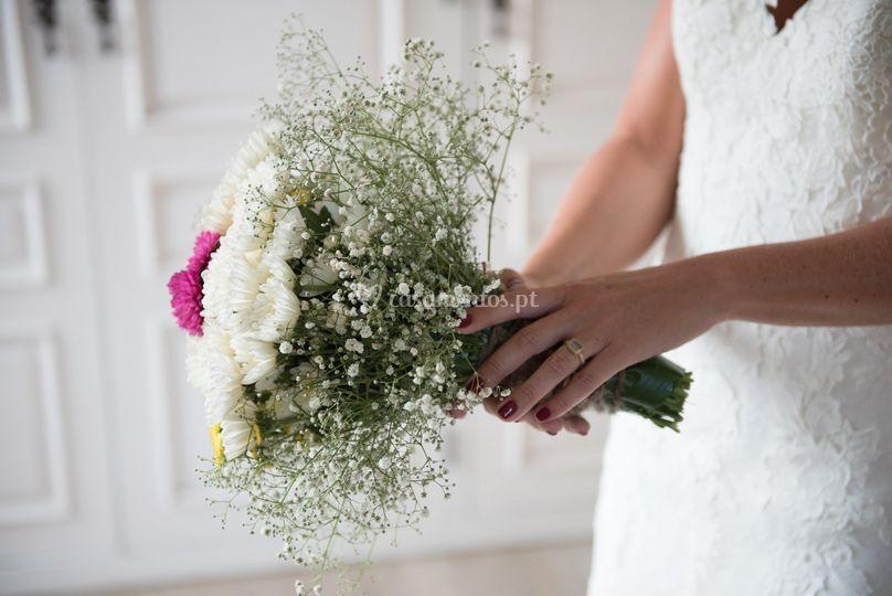 A suite da noiva