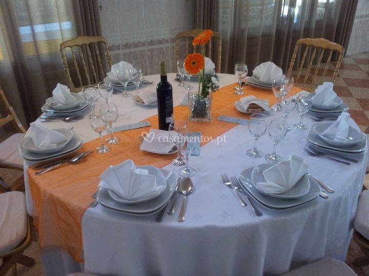 Exemplos de mesas