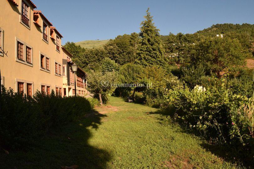 O Hotel de Quinta do Crestelo