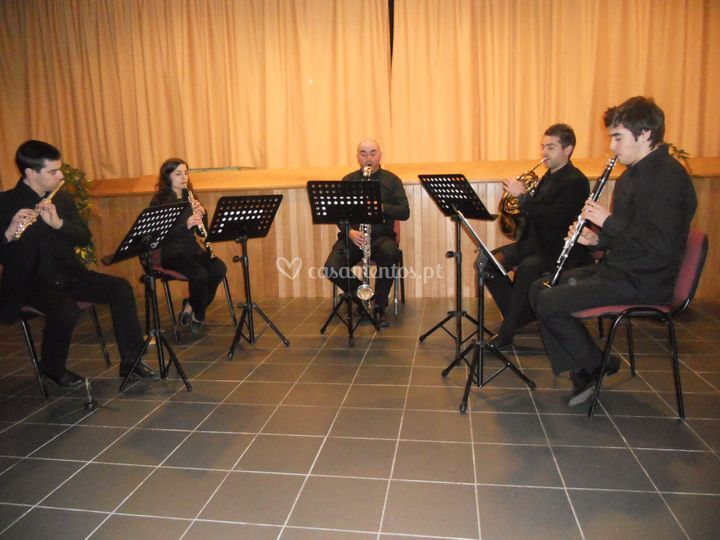 Sinenomine - Quinteto de Sopros