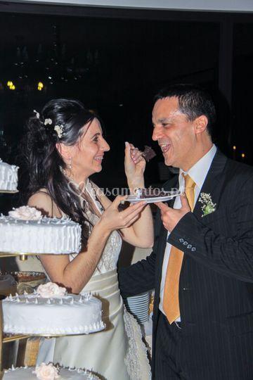 Suzy e Sérgio