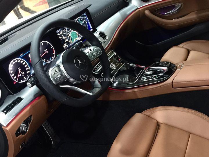 Mercedes E Classe Interior