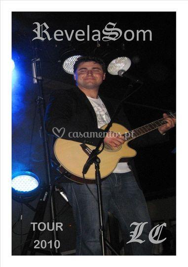 Luís Carvalho Tour 2010