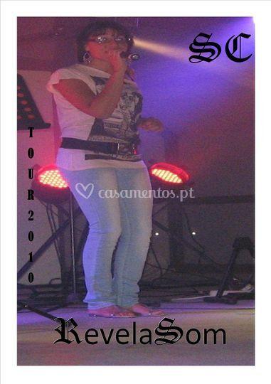 Sofia Castro Tour 2010