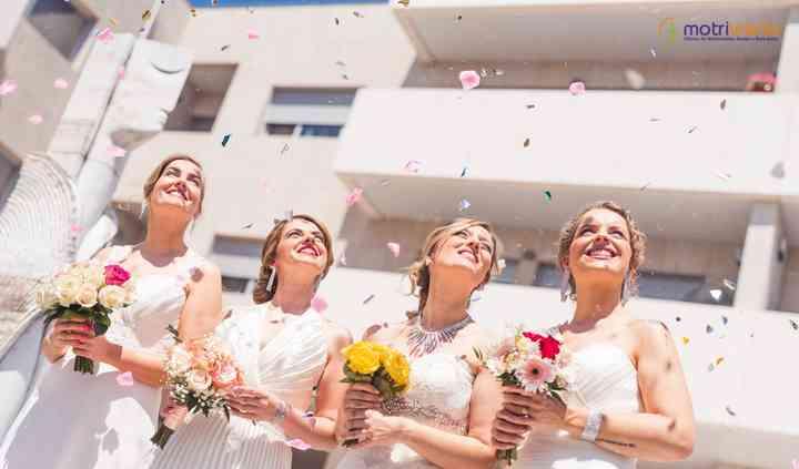 Motriviana noivos
