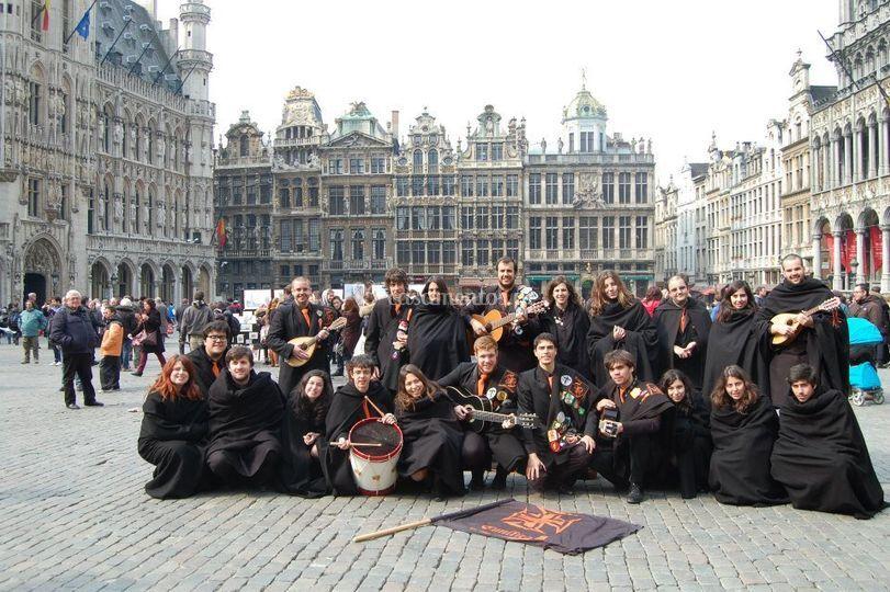 Tunífica @ Grd. Praça Bruxelas