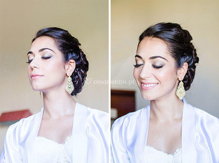 Glow Makeup de Vânia Oliveira - Maquilhagem Profissional