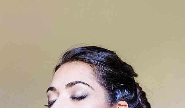 Makeup beauty glow