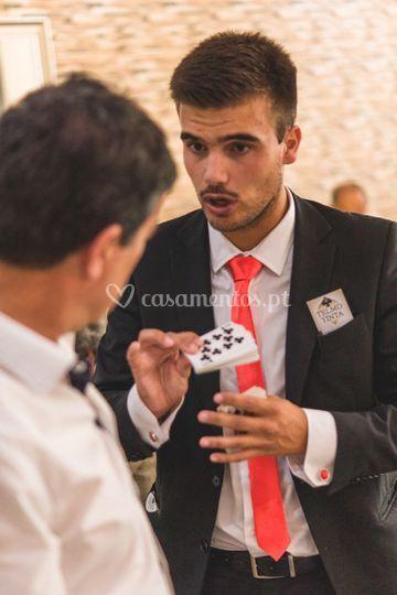 Magia em casamentos