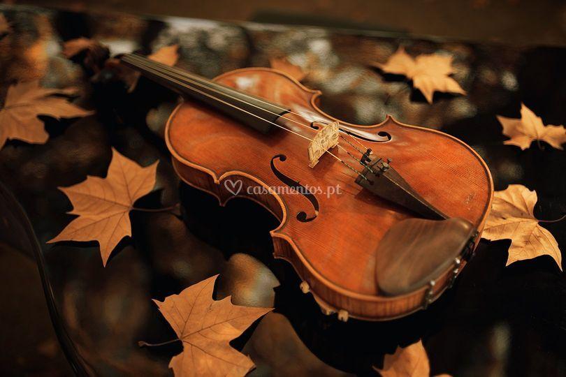 Viola de Arco e Piano