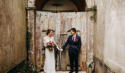 O casamento de Madison e Marcelo