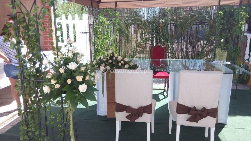 Cerimónia na Quinta