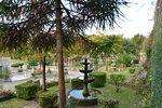 Vista para o jardim de Quinta da Po�a
