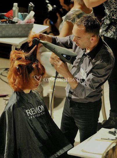 Jaime Gomes Hairstyle