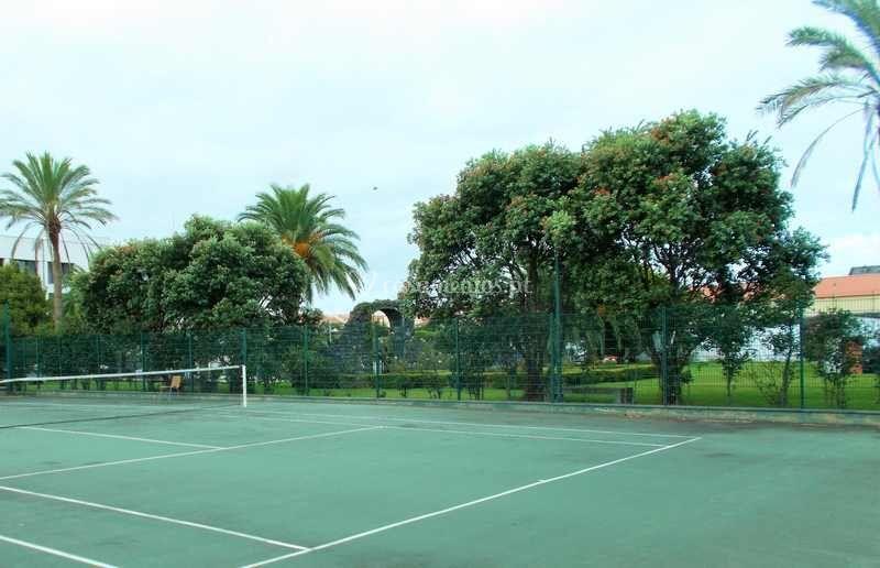 Campo ténis