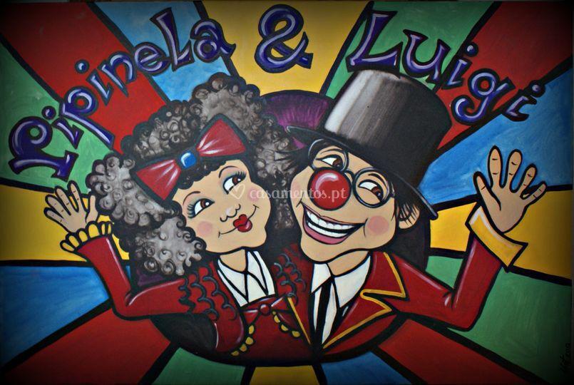 Pipinela e Luigi