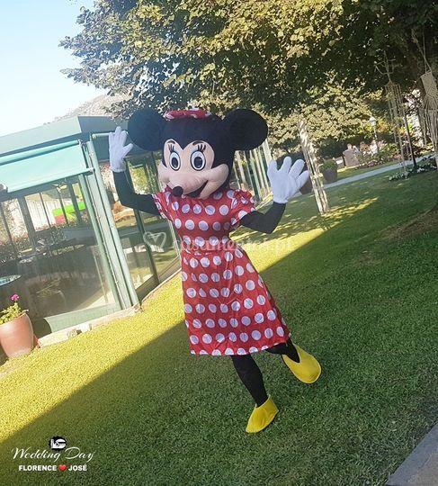 Recepção Minnie